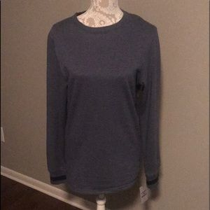NWT Lucky Brand sleep sweet shirt!